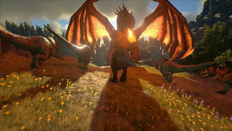 Ark survival evolved аренда игрового сервера