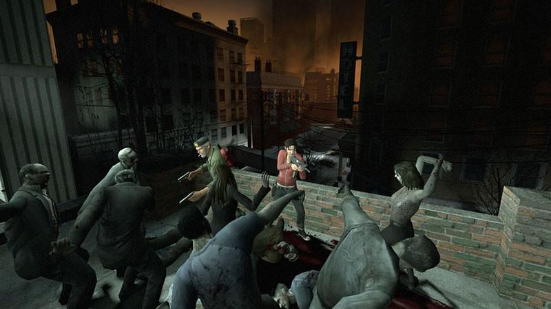 Игровой хостинг left 4 dead как сделать класно сайт