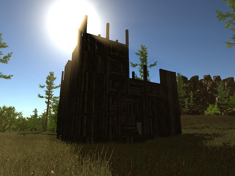 Rust legacy сервера x30 - 0199a