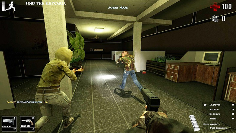 Скачать одним файлом zombie panic source